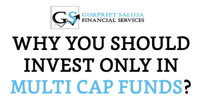 Why You Should Invest Only In Multi Cap Funds?