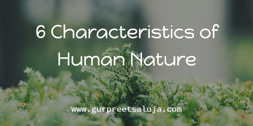 Nature Of Human Beings Psychology