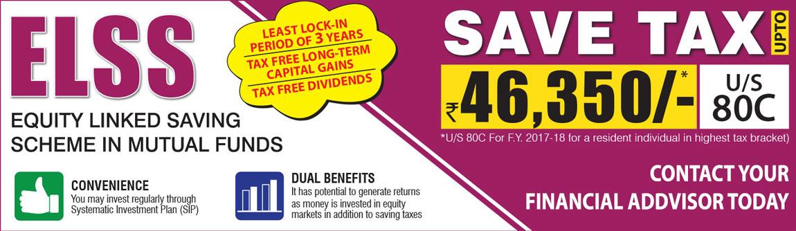 save tax mutual fund